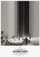 The Killing of a Sacred Deer poster