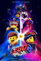 The Lego Movie 2 3D poster