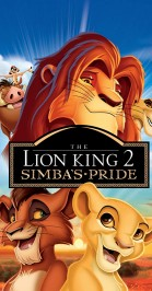 The Lion King 2: Simba's Pride poster