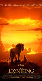 The Lion King (NL) poster