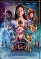 The Nutcracker and the Four Realms 3D poster