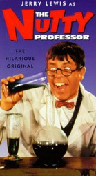 The Nutty Professor (1963) poster