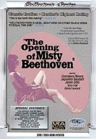 The Opening of Misty Beethoven poster