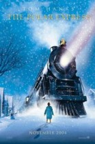 The Polar Express (NL) poster