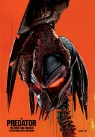The Predator 3D poster