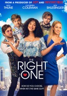 The Right One poster