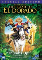 The Road to El Dorado (NL) poster