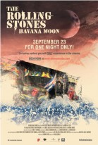 The Rolling Stones: Havana Moon poster