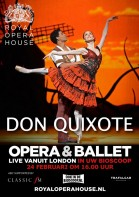 The Royal Ballet: Don Quixote poster