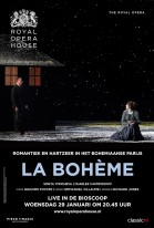 The Royal Opera: La Boheme poster
