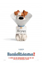 The Secret Life of Pets 2 3D poster