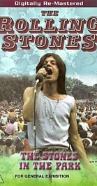The Stones in the Park poster