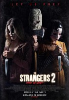The Strangers 2: Prey at Night poster