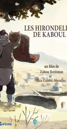 The Swallows of Kabul poster