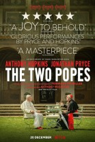 The Two Popes poster