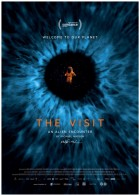 The Visit, an Alien Encounter poster
