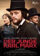 The Young Karl Marx poster