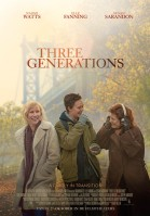 Three Generations poster