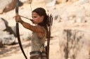 Alica Vikander als Lara Croft in Tomb Raider (2018).