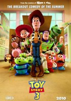 Toy Story 3 (NL) poster