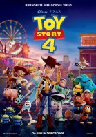 Toy Story 4 3D poster