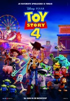 Toy Story 4 (NL) poster