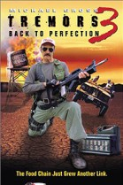 Tremors 3: Back to Perfection poster