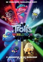 Trolls World Tour 3D poster
