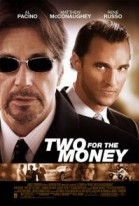 Two for the Money poster