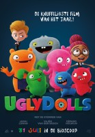 Ugly Dolls (NL) poster
