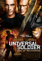 Universal Soldier: Day of Reckoning poster