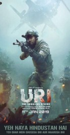 Uri: The Surgical Strike poster