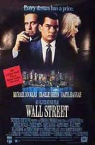 Wall Street poster