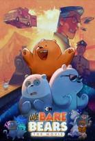 We Bare Bears: The Movie (NL) poster