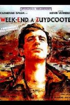 Week-end à Zuydcoote poster